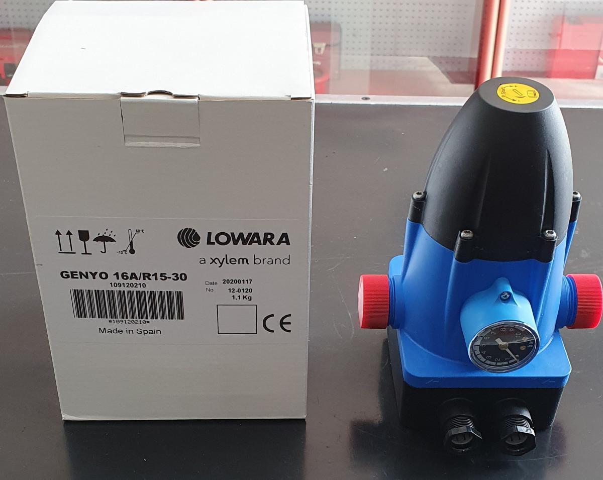 DOMINO GENYO 16A/R15-30 109120210 LOWARA